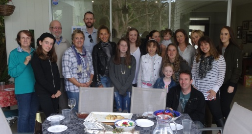 Filippa's Host Families